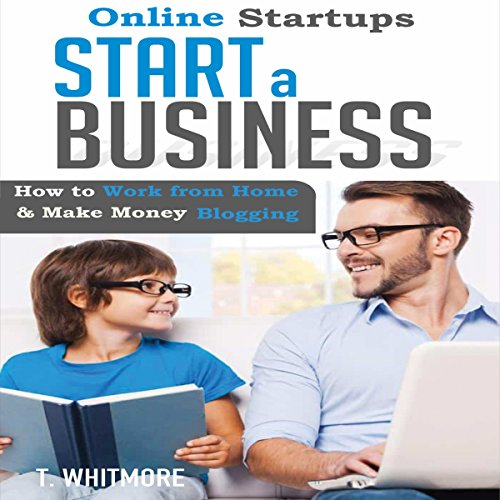 Online Startups: Start a Business cover art