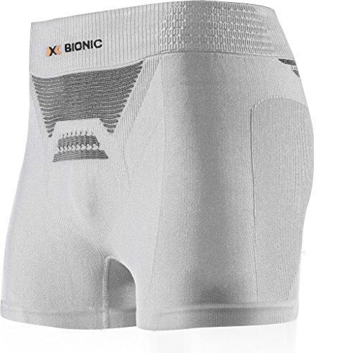 X-Bionic Energizer mK2 UW Boxer imperméable pour Adulte XXL Multicolore - Blanc/Noir