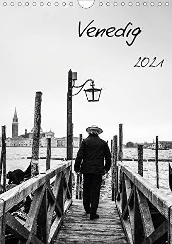 Venedig (Wandkalender 2021 DIN A4 hoch)