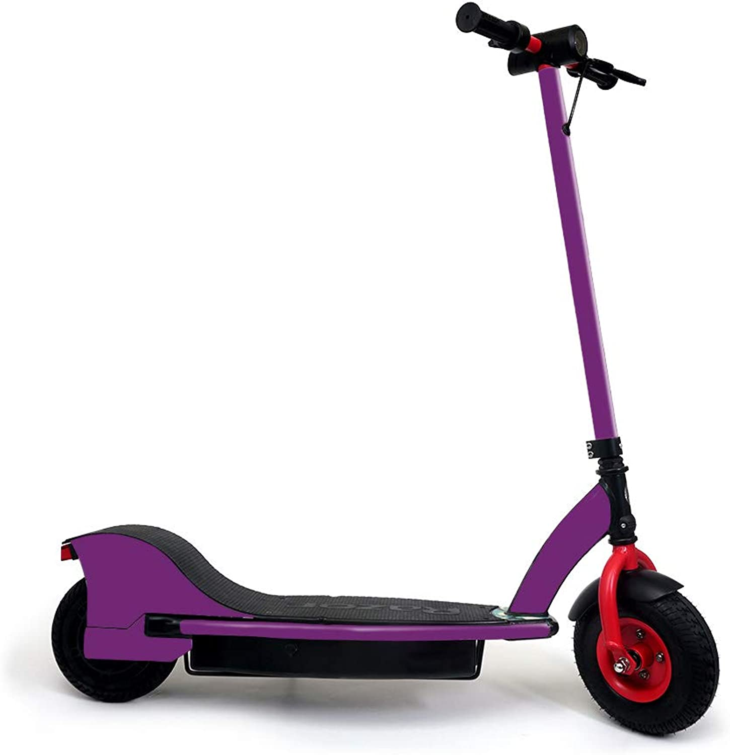 Skin Compatible with Razor Share Scooter  Solid Purple   MightySkins Predective, Durable, and Unique Vinyl Decal wrap Cover   Easy to Apply, Remove, and Change Styles   Made in The USA
