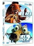 Ice Age + Ice Age 2 (Import) (Dvd) (2014) Animación; Chris Wedge/Carlos Saldanha