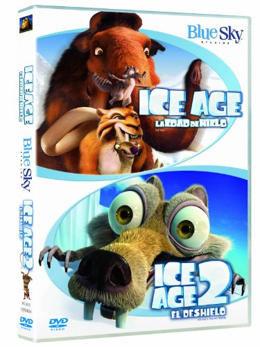 Duo - Ice Age 1 Y 2 [DVD]