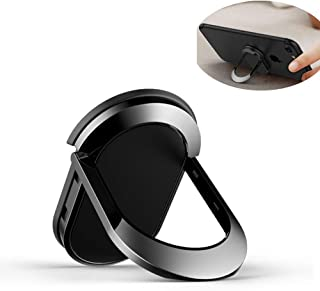 GEEAN Metal Cell Phone Ring Holder Mobile Phone Finger Ring Stand for iPhone, Samsung Series, Huawei, Xiaomi, 360 Degree F...