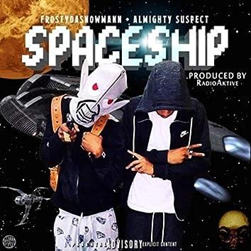 SpaceShip (feat. Frostydasnowmann)