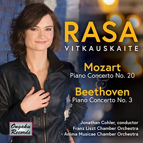 Mozart, Beethoven: Piano Concerto in D Minor, K. 466, Piano Concerto in C Minor, Op. 37