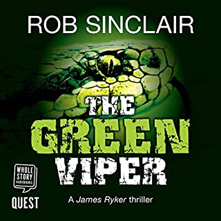 The Green Viper cover art