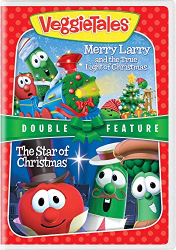 VeggieTales Holiday Double Feature: Merry Larry and the True Light of Christmas / The Star of Christmas