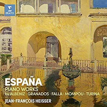 España: Spanish Piano Works