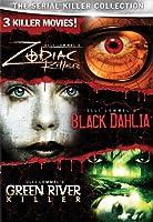 SERIAL KILLERS-ZODIAC KILLER/BLACK DAHLIA/GREEN RI