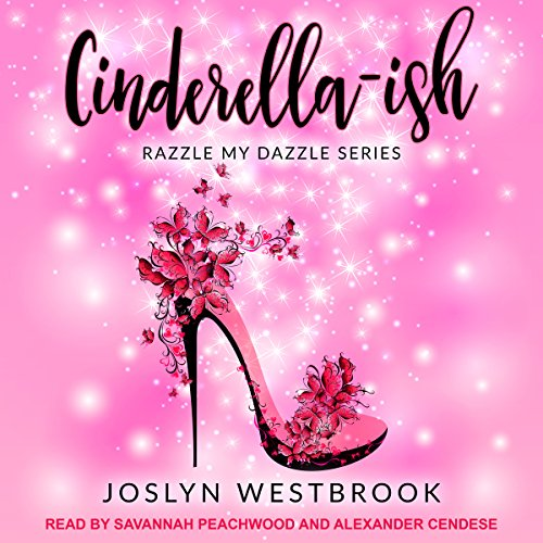 Cinderella-ish audiobook cover art