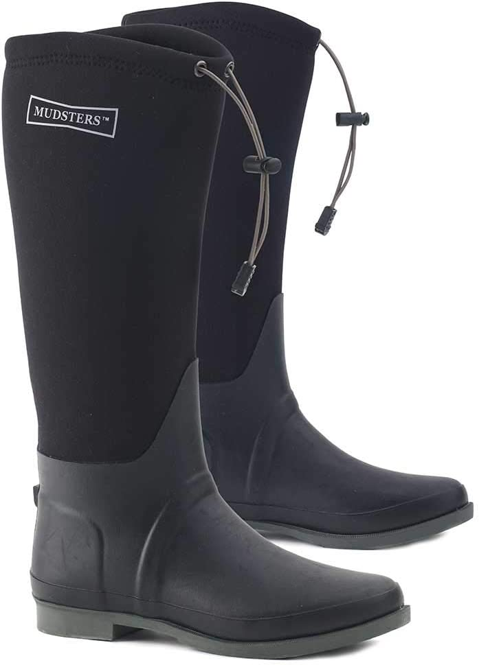 Free shipping on posting reviews Ovation 2021 autumn and winter new Women's Mudster Comfort Rider 470398 Boot Toe - Round