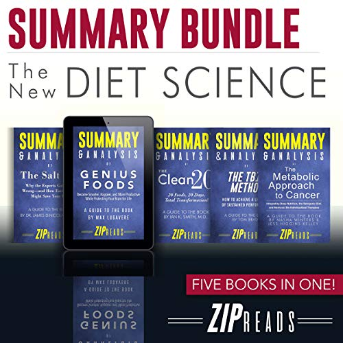 Summary Bundle: The New Diet Science cover art