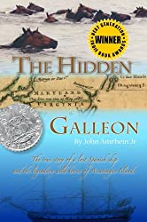 The Hidden Galleon | Books About Ocean City MD