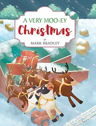 A Very Moo-ey Christmas