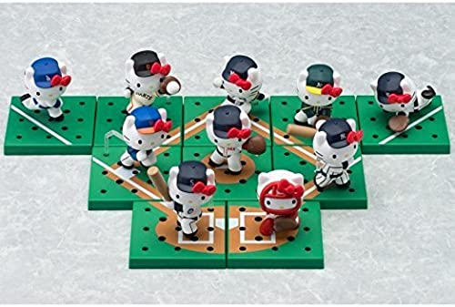 suministro directo de los fabricantes Nendoroid plus Major League Baseball   Hello Hello Hello Kitty BOX by Good Smile  barato