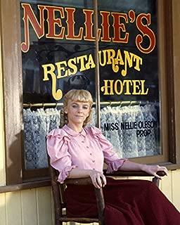 Little House On The Prairie Alison Arngrim Portrait Nellie Oleson Hotel Canvas