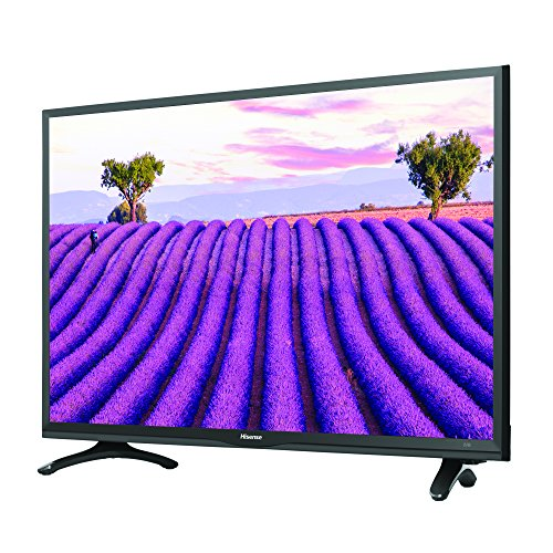 Hisense 32H3D Televisor LED, 720p HD, color negro