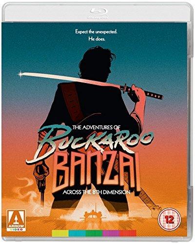 The Adventures of Buckaroo Banzai Across the 8th Dimension B