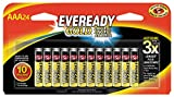 Energizer Eveready Gold AAA Batteries, 24 Count