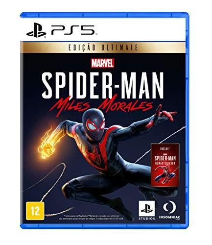 Marvel's Spider Man: Miles Morales - Edição Ultimate - PlayStation 5