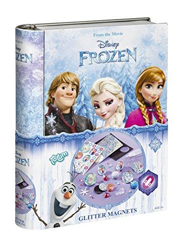 Disney Frozen / Die Eiskönigin / Bastel-Set: Glitzermagnete Basteln