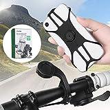 Zacro Soporte Movil Bici, Motor y Carrito de Bebe, Rotación 360°Soporte Movil Moto Bicicleta...