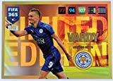 Panini Adrenalyn FIFA 365 Edition 2017 - Tarjeta Limitado Edition Larga Leicester City