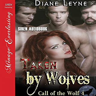 Taken by Wolves audiobook cover art