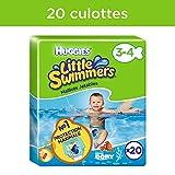 Huggies Little Swimmers Schwimmwindeln, Gr.3/4 (7 – 15 kg), 1 Packung mit 20 Stück - 2