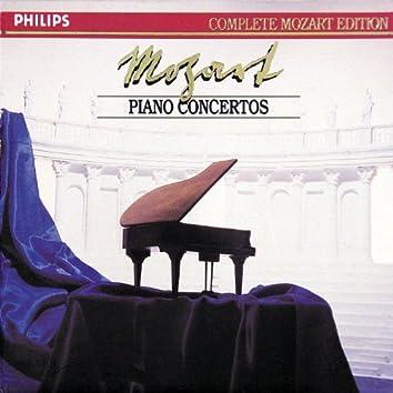 Mozart: The Piano Concertos (12 CDs, Vol.7 of 45)