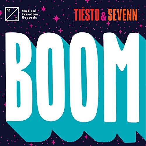 Tiësto & Sevenn
