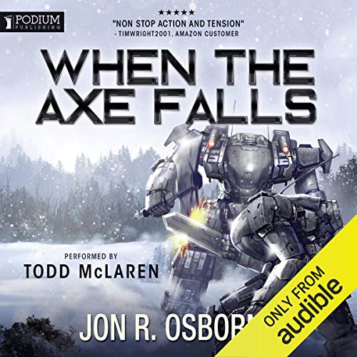 When the Axe Falls cover art