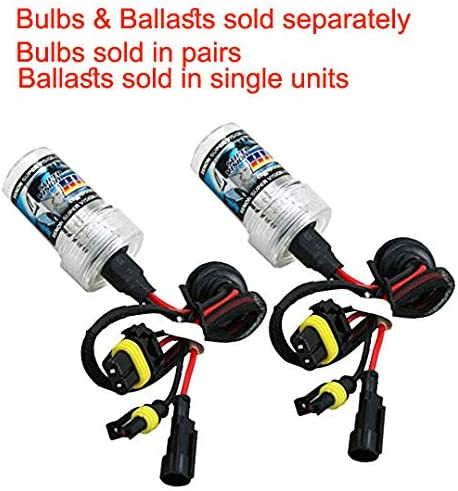 AbleVision HID Xenon Replacement Ballast Bulbs Single Beam Bi xenon H1 H3 H4 H7 H8 H9 H10 H11 product image