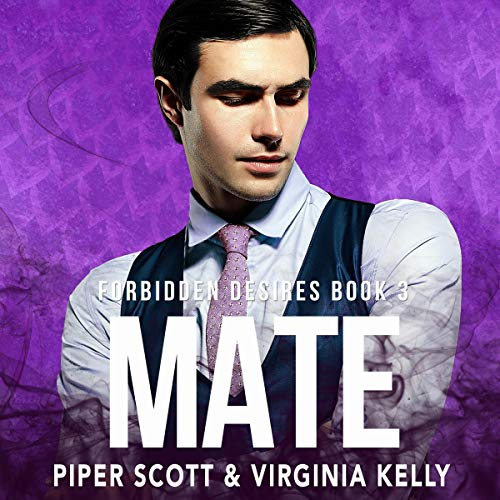 Mate Audiobook By Piper Scott,                                                                                        Virginia Kelly cover art