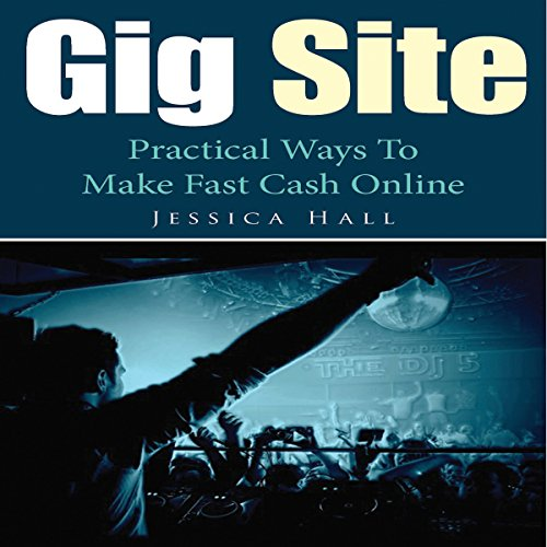 Gig Site audiobook cover art