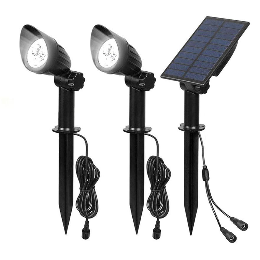 リビジョンとして情緒的ソーラー屋外用ライト、2つの家の庭の芝生??ライトにスポットライト1つ、LED街路灯-A1