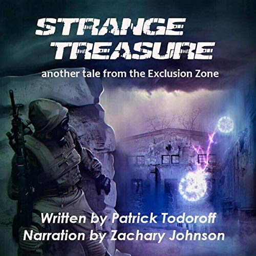 Strange Treasure audiobook cover art