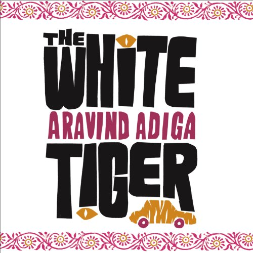 Page de couverture de The White Tiger