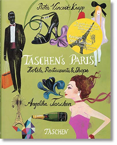 TASCHEN's Paris. 2nd Edition: JU-HOTELS, RESTAURANTS ET SHOPS (JUMBO)