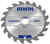Irwin - Disco sierra circular 140mm/20t