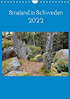 Smaland in Schweden 2022 (Wandkalender 2022 DIN A4 hoch): Herbstimpressionen (Monatskalender, 14 Seiten )