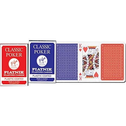 Piatnik Deutschland - Carte da Poker [Importato dalla Germania]