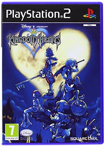 Sony Kingdom Hearts, PS2 - Juego (PS2, PlayStation 2, RPG (juego de rol), E (para todos))