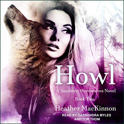 Howl audiobook cover art