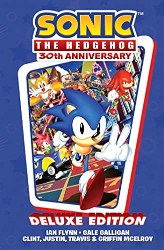 Sonic The Hedgehog 30th Anniversary Celebration The Deluxe...