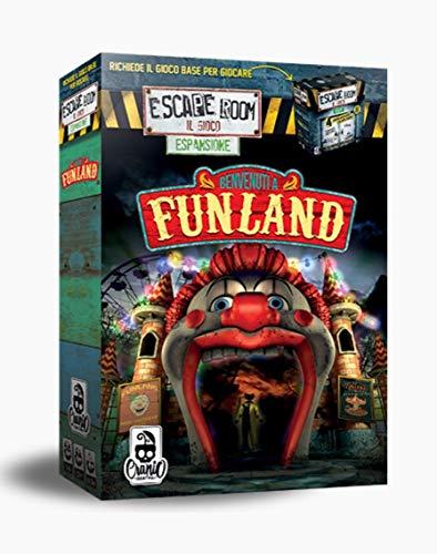 Escape Room: Benvenuti a Funland - Gioco da tavolo | Cranio Creations