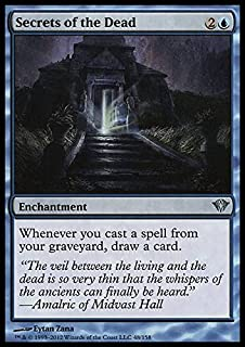 Magic: the Gathering - Secrets of the Dead (48) - Dark Ascension