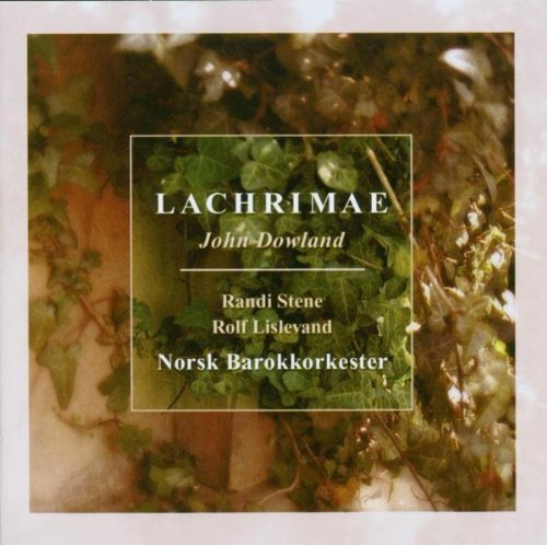 Dowland - Lachrimae [Hybrid SACD - Works on all CD players] by Norwegian Baroque Orchestra (2003-10-20) -  Audio CD