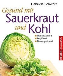 Buchempfehlung: Gesund mit Sauerkraut und Kohl von Gabriele Schwarz