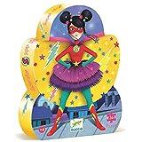 Djeco-Puzzle Super Star 36 Piezas